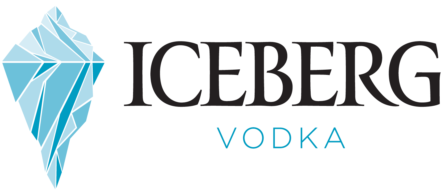 Iceberg Vodka Logo