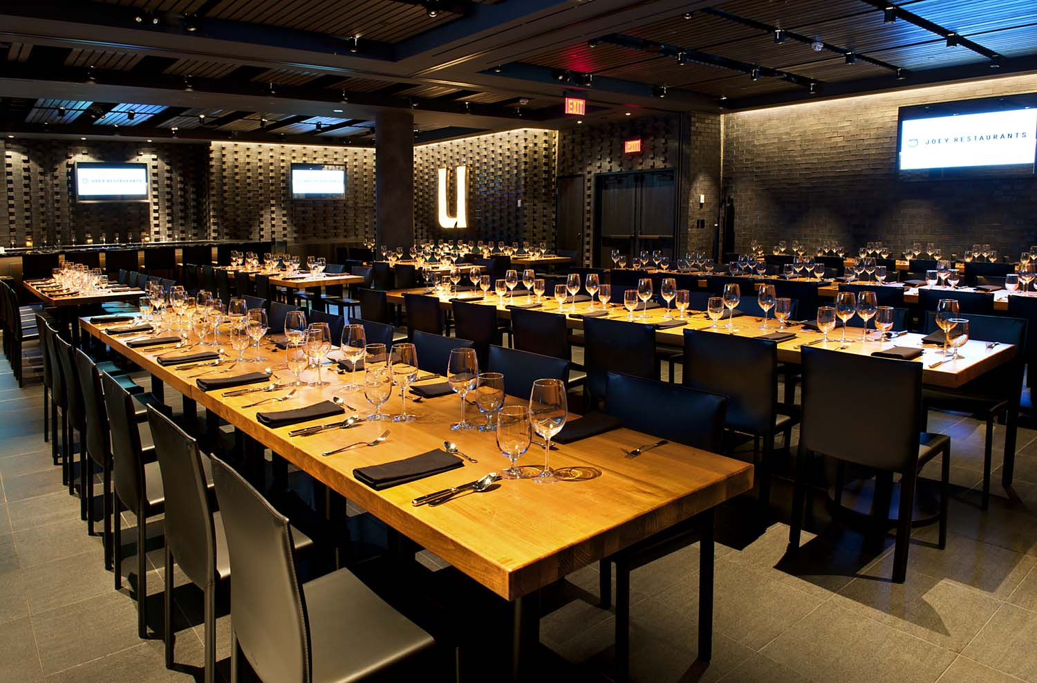 Contest joey eaton centre is stepping up their game do for Best private dining rooms calgary