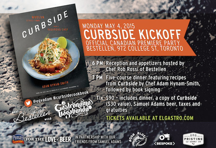 Curbside Kickoff Launch Party